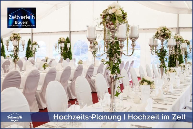 Zelte | Catering | Ausstattung | Entertainment - alles aus einer Hand für Ihre Hochzeit in Starnberg