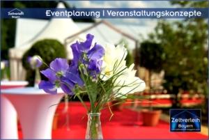 Zelte | Catering | Ausstattung | Entertainment - alles aus einer Hand für Ihre Firmenfeier in Starnberg